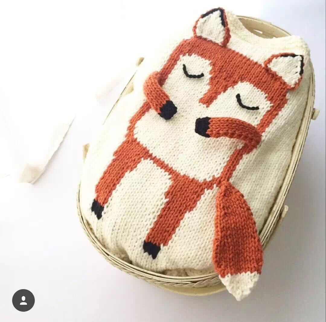 Cotton Baby Blanket Hand Knitted Cartoon Stereoscopic Fox Mouse Swaddle Me Newborn Blanket Trolley Baby Bedding Decorative new hot sales cartoon fox cat knitted blanket baby throws 100% cotton quilt towel soft blankets print colors 110cm 90cm