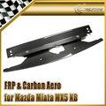 EPR Car Styling Para Mazda MX5 NB Estilo de Fibra de Carbono de Refrigeración Del Radiador Panel