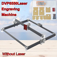 65x50CM Laser Engraving Frame For 2 Axis Engraver Cutting Machine Wood Router Laser Cutter NO Laser Head