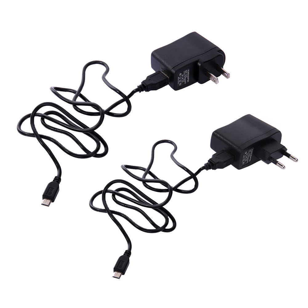 alloet ac to dc micro usb 5v 1a switching power supply adapter eu us plug [ 1001 x 1001 Pixel ]