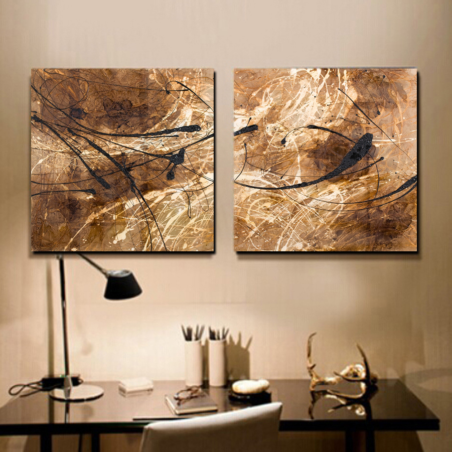 Moderní obrazy na zdi Umění Obrazy na stěnu obrazy pro obývací pokoj Plakáty a plakáty Cuadros dekorace Žádný rám