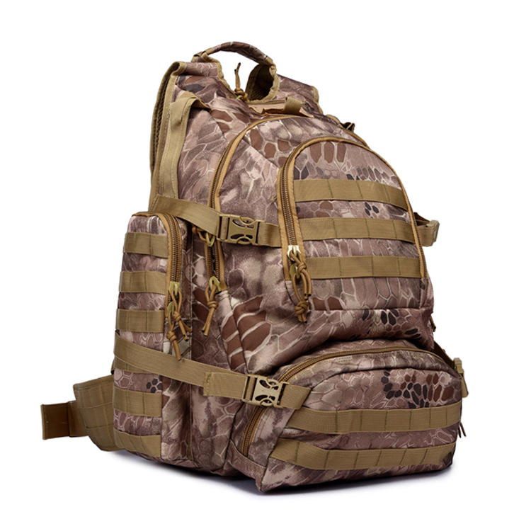 Outdoor Bags Hiking Sports Army Military Tactical Backpack Oxford Camping Travel Hunting Trekking Runsacks Camouflage Bag woodland camo sports outdoor military tactical backpack travel bags high quality camping bag hiking trekking bagpack