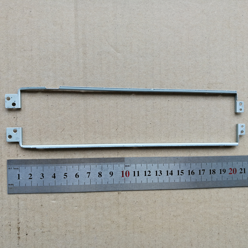 New laptop lcd hinge for Samsung NP270E4E 270E4V 300E4E NP270E4U 275E4  BA61-01935A BA61-01936A pair