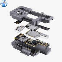 2019 Qianli ISocket For IPhone X/ XS /XS Max Logic Board Diagnostic Test Fixture Motherboard Repairing Tools Without Soldering