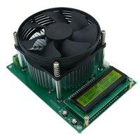 150 Вт постоянный ток электронная нагрузка 60 В в 10A батарея тестер разряда ёмкость метр В 12 В