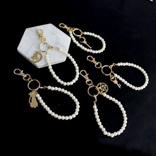 2019 New Hot  Fashion Pears Cat Moon Girl Key Fairy Popular Sporty Casual Simple Trendy Chains 5069