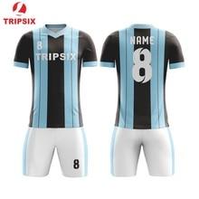 О образным вырезом Mix Дизайн Комплект футболок для футбола на заказ дешевые игровая футболка одежда высшего качества индивидуальное Футбол Джерси