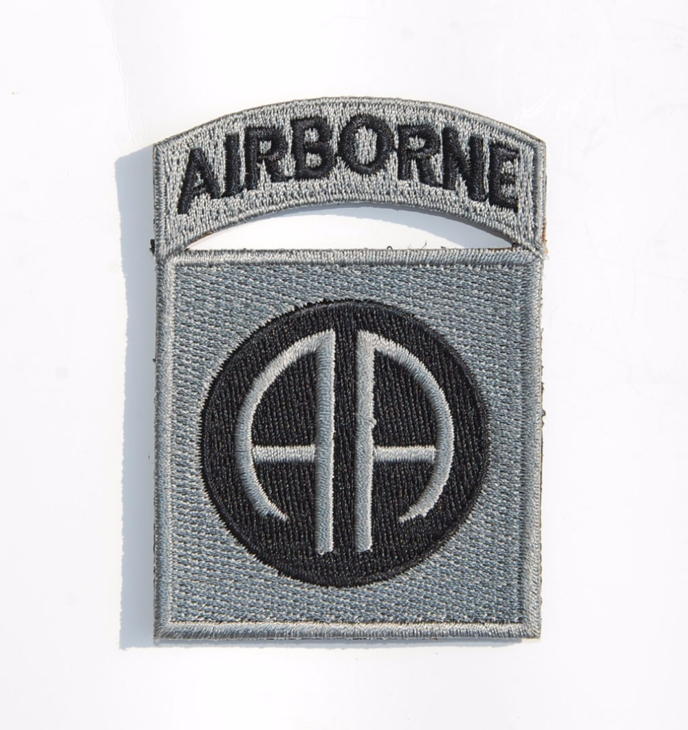 US 82ND AIRBORNE DIVISION VICTORY PARADE PATCH