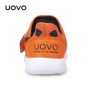 Image 5 - UOVO 2020 חדש לפעוטות נעלי בנים ובנות נעליים יומיומיות סתיו לנשימה ילדים קטנים נעליים חמוד ילדים של הנעלה גודל 22 # 30