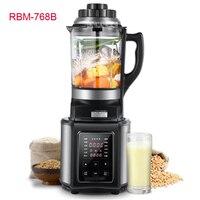RBM-768B  2200W  automático  multifuncional  para frutas y verduras  licuadora de leche de hielos de arena  máquina para freír jugo de fruta roto