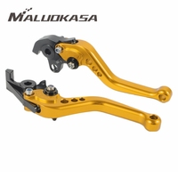 MALUOKASA 1 Pair CNC Brake Clutch Lever With Adjuster For Honda VFR750 1991 1997for Honda VFR800