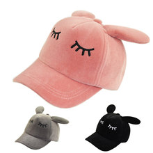 9acb218450f Buy bunny ears baseball cap and get free shipping on AliExpress.com