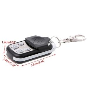 Image 5 - Duplicator Remote Control Copy CAME TOP 432NA Universal Garage Door Transmitter