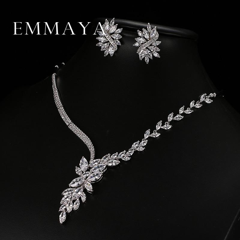 Emmaya Νέο Μοναδικό Design Choker Σκουλαρίκια - Κοσμήματα μόδας - Φωτογραφία 2