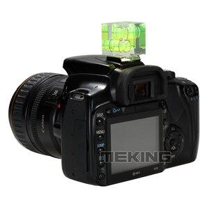 Image 3 - Triple 3 Axis Hot Shoe Waterpas Hotshoe Bubble Gradienter Voor Canon Nikon Camera Etc