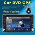 Bosion 100% новый универсальный автомобильный радиоприемник с двойным 2 din dvd-плеер автомобиля GPS навигация в тире пк автомобиля стерео видео + карта + бесплатный камера