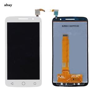 Image 5 - עבור Alcatel One Touch פופ 2 פרימיום 7044 OT7044 7044X 7044Y 7044K 7044A LCD תצוגת עצרת מגע החלפת מסך חלקי