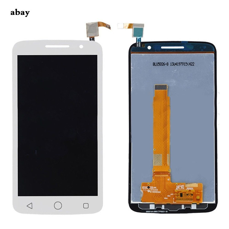 Image 5 - For Alcatel One Touch Pop 2 Premium 7044 OT7044 7044X 7044Y 7044K 7044A LCD Display Assembly Touch Screen Replacement Parts-in Mobile Phone LCD Screens from Cellphones & Telecommunications on