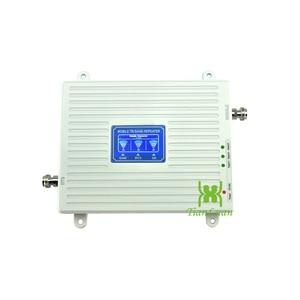 Image 2 - TianLuan להקת 1/3/8 2G 3G 4G טלפון נייד אותות בוסטרים GSM 900 MHz DCS LTE 1800 MHz W CDMA 2100 MHz נייד מהדר מגבר