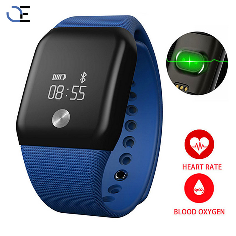 Sport Heart Rate Blood Pressure Monitor SmartWatch Call SMS Reminder Wristwatch Waterpeoof Men Smart watch for Ios Android Phone jaysdarel heart rate blood pressure monitor smart watch no 1 gs8 sim card sms call bluetooth smart wristwatch for android ios