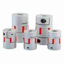 цены DIY mini cnc router parts D20 L25 D25 L30 Flexible Jaw Spider Plum Coupling Shaft Coupler D30XL35 D30*L35 engraving tool