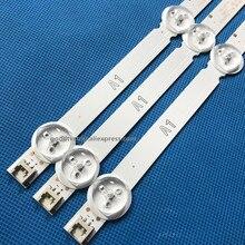 3 stücke LED streifen 7led für LG 32LN575S 32LN540S 32LN5408 32LN613V LC320DXE