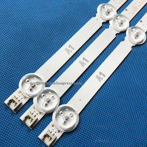 Image 1 - 3pcs LED strip 7led for LG 32LN575S  32LN540S 32LN5408 32LN613V LC320DXE