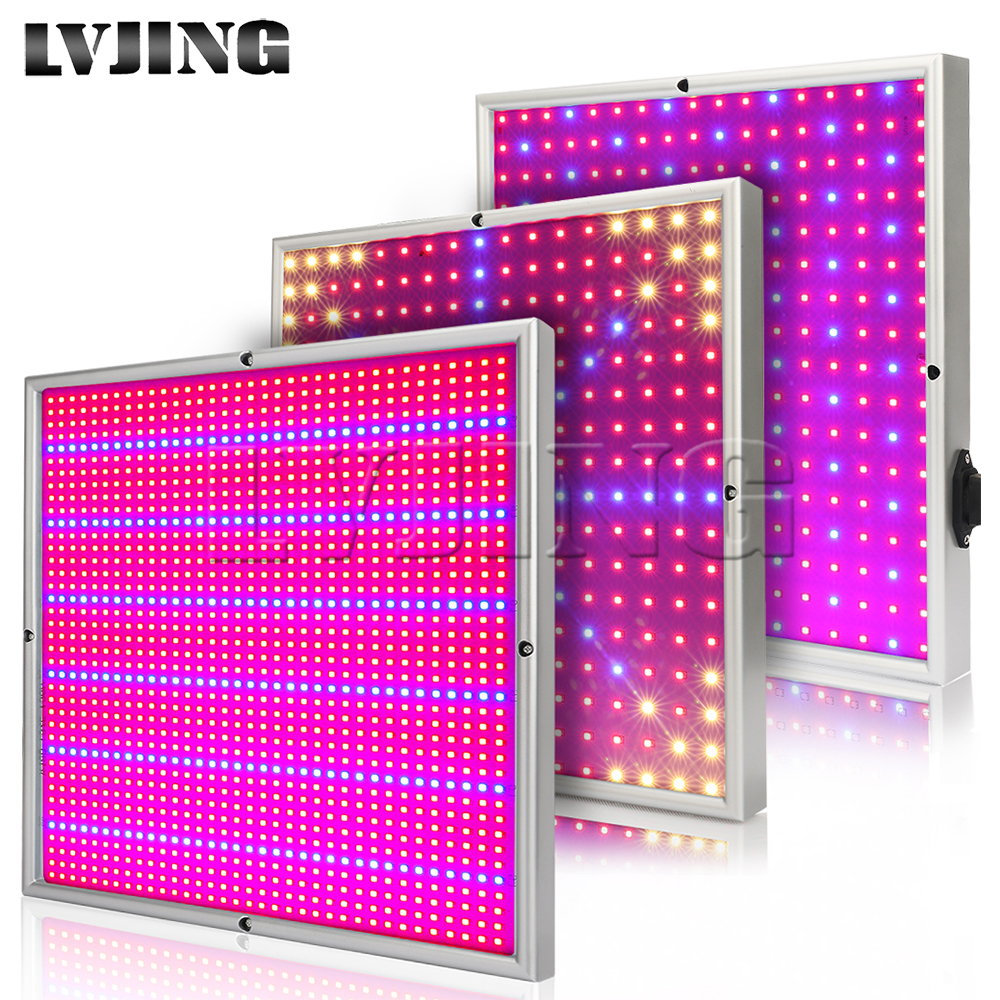 120W 1131Red+234Blue AC85~265V LED Plant Grow Light Lamps For Flowering Plant and Hydroponics System