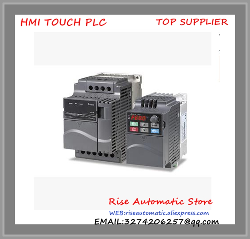 все цены на VFD-E Inverter AC motor drive 3 phase 220V 750W 1HP 4.2A 600HZ new VFD007E23T