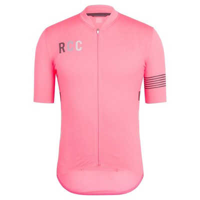 RCC Men Cycling Jersey MTB Bike Shirt High Quality short Sleeve Jersey 2019 Pro Team Bicycle Clothing Mallot Ciclismo