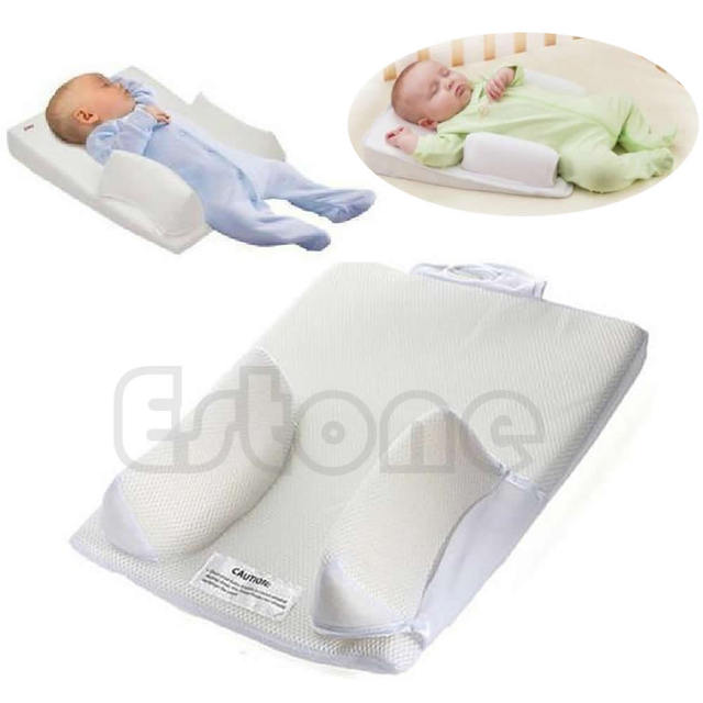 Baby Care Infant Sleep System Prevent Flat Head Ultimate Vent Fixed Positioner Baby Pillow