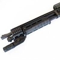 Rowsfire DK Tactical Handguard Sliding Block For M97 Drop Down Water Gel Beads Blaster Black
