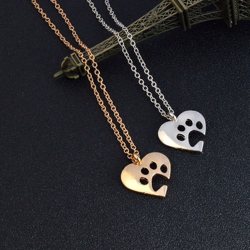 I Love Paw Necklace 14