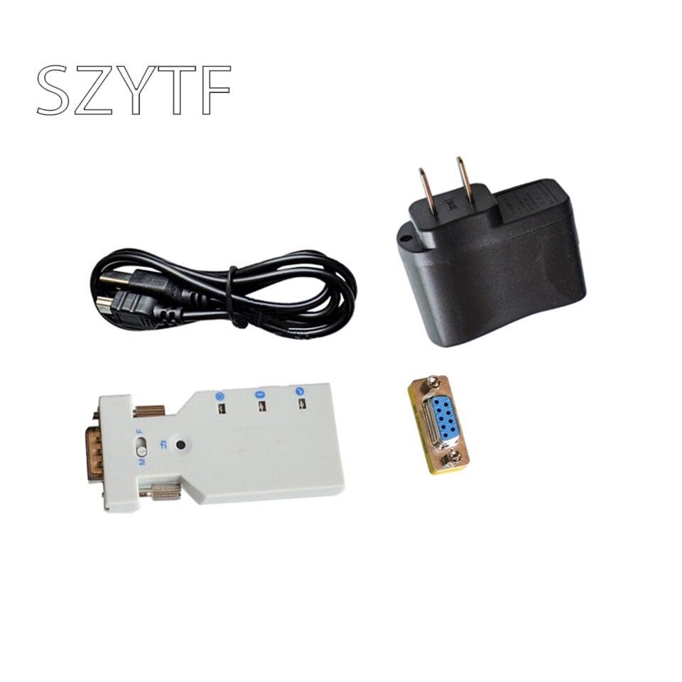 BT578 RS232 estação mestre e escravo sem fio masculino e feminino universal adaptador Bluetooth de série estação total