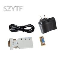 BT578 RS232 kablosuz erkek ve kadın master ve slave evrensel istasyonu toplam istasyonu seri Bluetooth adaptörü