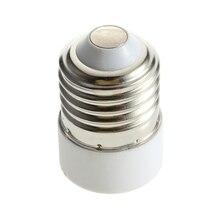 Супер дешевые СВЕТОДИОДНЫЕ Адаптер E14 к E27 Держатель Лампы Преобразователя гнездо Лампа Лампа Держатель Адаптер Подключите Extender Свет использовать
