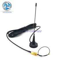 10 шт. GSM антенна 433 МГц 5dbi прямой штекер SMA для радио+ 10 шт. SMA «Мама» для адаптера к Ufl./IPX кабель для pigtail 1,13 15 см