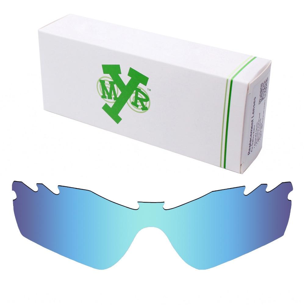 Mryok Vented Lentes de Reposição para óculos Oakley Radar Path POLARIZED  Óculos De Sol De Gelo Azul f4ab263528