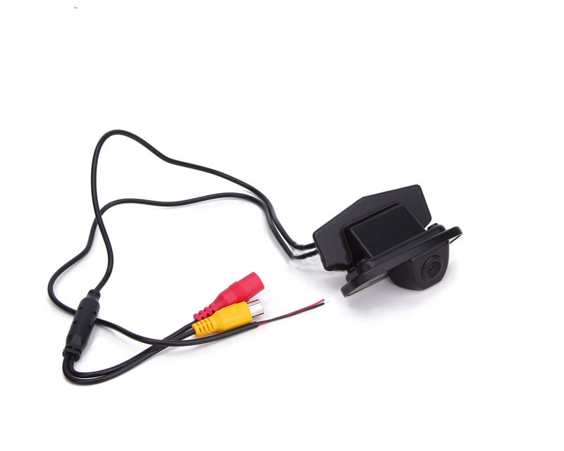 CCD Car Rear Camera for Honda CRV 2009 Odyssey 2009 Fit 2009 Crosstour Reverse Reversing Backup Review Parking Kit
