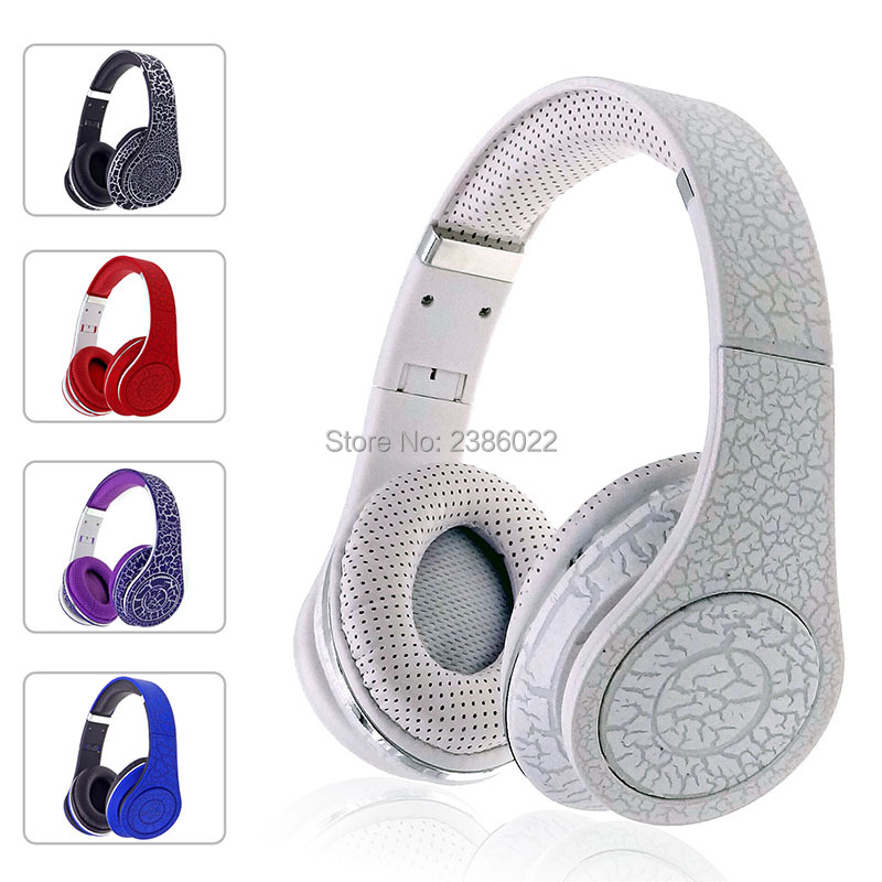 Original 3.5mm Music Stereo Headband Headsets Sports Wired Headphones Voice Control Function Earphones With Microphone for Phone