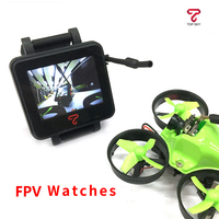 Topsky FPV Watch Monitor 2 Inch 5.8Ghz 48CH Built in Battery mmcx Antenna For RC Racing Drone Part Accessories