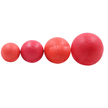 1 pcs Pets Dogs Chewing Toys Supplies 5cm 6cm 7cm size TPR material Balls for Small Cats To Bite Molars with Teeth