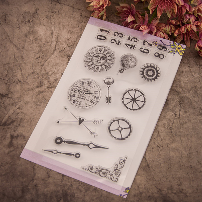 a variety of tool and sun design Clear Rubber Stamp Transparent Stamp DIY Scrapbooking Card Making paper card Decor  RM-172 lovely animals and ballon design transparent clear silicone stamp for diy scrapbooking photo album clear stamp cl 278