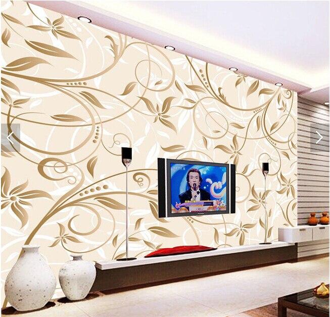 Custom Retro Wallpaper, Decorative Pattern For The Living Room Bedroom TV Background Wallpaper Vinyl Papel De Parede