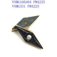 כלי קרביד כלי cnc VNMG160404 PM4225 החיצוני מפנה כלים קרביד הכנס מחרטה חותכת כלי VNMG 160,404 מפנה כנס חיתוך כלי CNC כולים (5)