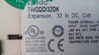 PLC TWDDDI32DK  , Used one , 90% appearance new , 3 months warranty in stock