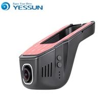 Для Renault Duster/вождение автомобиля видео Регистраторы Wi-Fi DVR Мини Камера черный ящик/Новатэк 96658 FHD 1080 P регистраторы Ночное видение