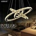 Led Lights Modern Crystal Chandelier Light Fixture Luster Prompt