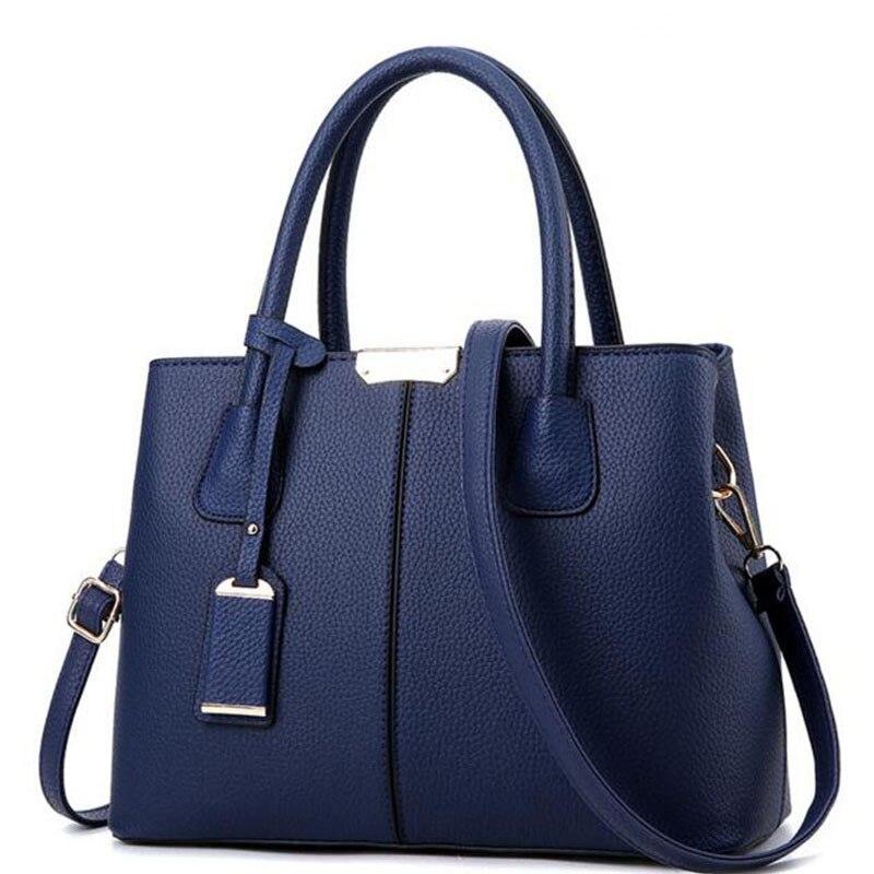 Bag Handbag For Women Leather Tote Fmaous S Designer Messenger Bags Ladies Pouch