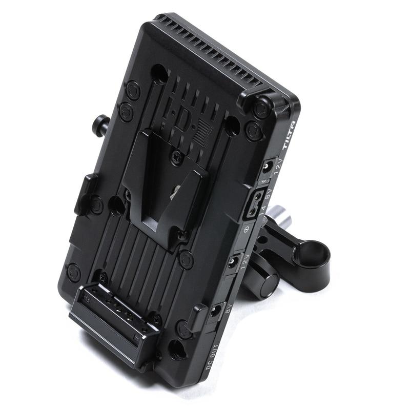 Tilta BT 003 V 15mm LWS Black V Mount Battery Plate Power Supply System for DSLR